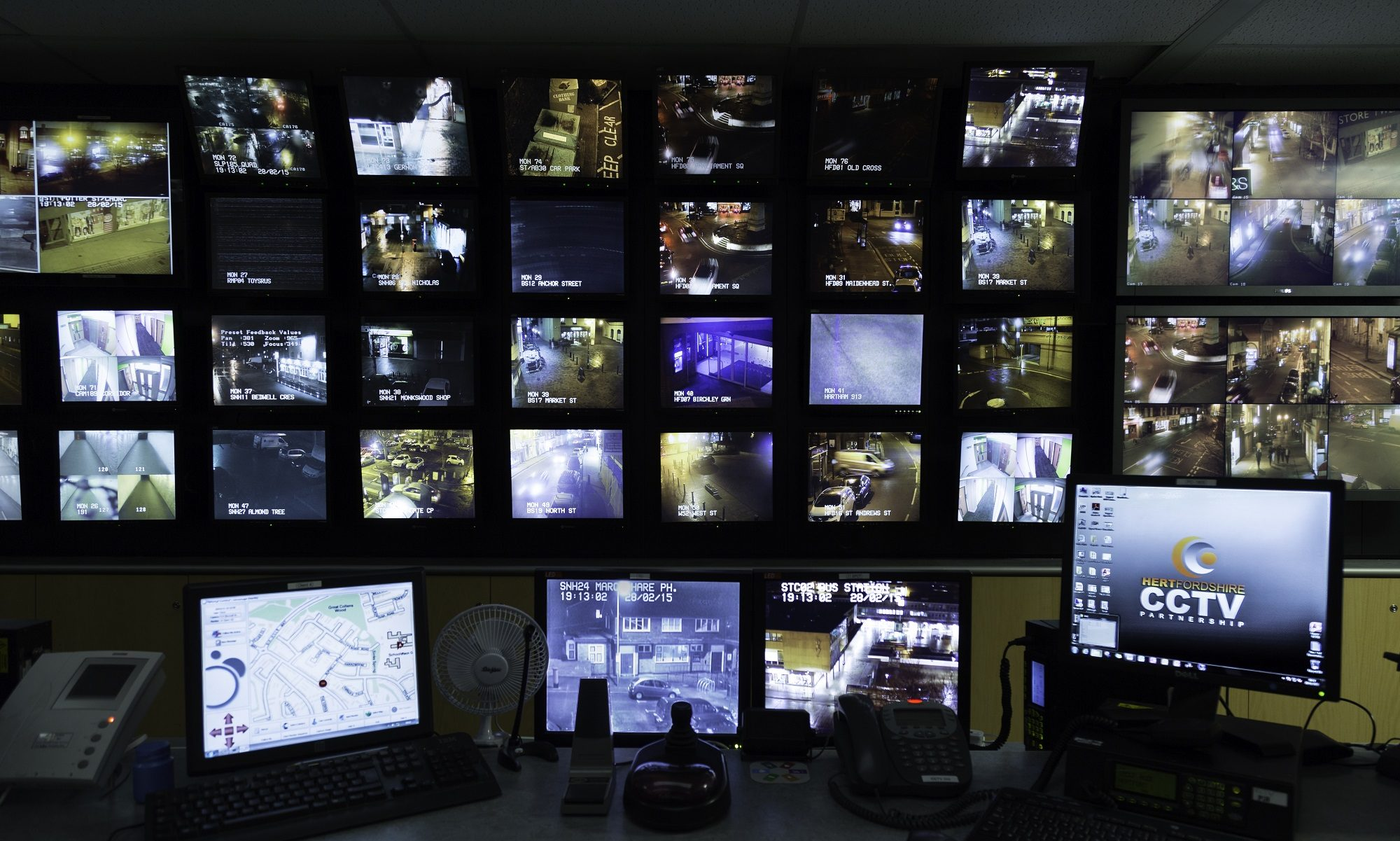 Installing Your CCTV System