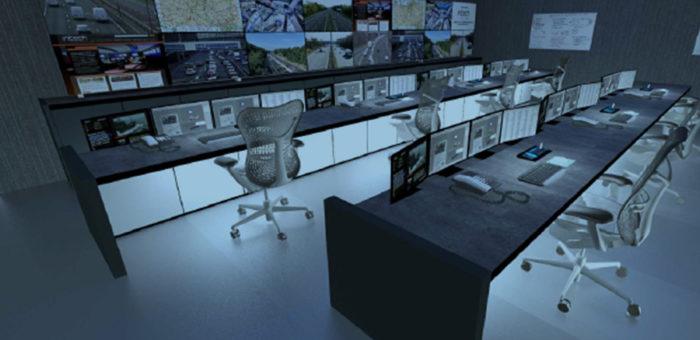 Eurovia | South wins £1.6m Stevenage CCTV Control Room Relocation design and build scheme